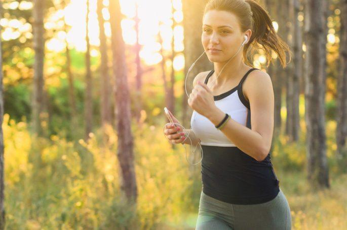 skriešanas maratons